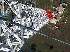 communication tower painting experts